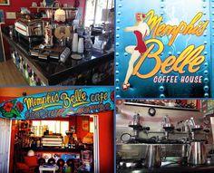 kihei coffee shops  Memphis Belle Coffee House