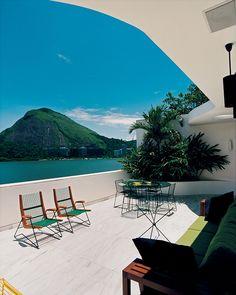 5 terrasses, 5 styles