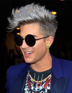 American singer, songwriter and stage actor Adam Lambert