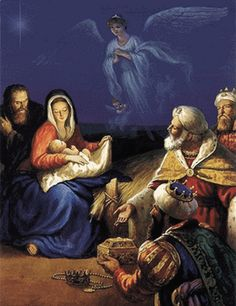 Share with your friends this Christmas nativity scene ecard. Free online A Christmas Nativity Ecard ecards on Christmas