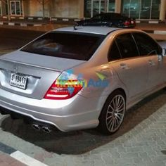 For Sale: 2014 Mercedes C250 Full Option