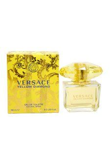 VERSACE YELLOW DIAMOND by Versace for WOMEN: EDT SPRAY 1.7 OZ