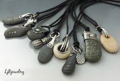 Jewelry Tutorial Drilling Beach Stones Jewelry Making DIY Rock Jewelry, Leather Jewelry, Stone Jewelry, Jewelry Gifts, Jewelry Accessories, Handmade Jewelry, Avery Jewelry, Etsy Jewelry, Jewelry Box