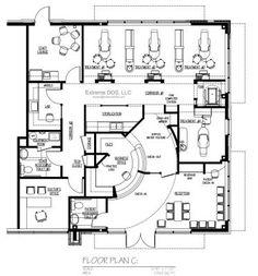 27 Dental Office Floor Plans Ideas Dental Office Office Floor Dental