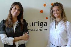 Antiguo Logo Auriga Cool Marketing
