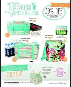 Thirty One Gifts Summer 2014