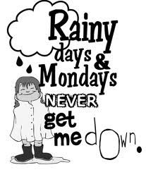 The Carpenters...rainy days and Mondays always get me down