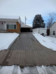 Heated Driveway Snow Melting And Heated Driveways