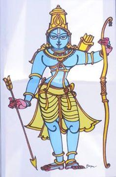 Black Canvas Paintings, Flower Painting Canvas, Indian Art Paintings, Thangka Painting, Krishna Painting, Krishna Statue, Krishna Art, Indian Traditional Paintings, Lord Ganesha Paintings