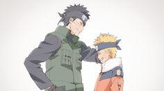Obito and Naruto Naruto Kakashi, Anime Naruto, Comic Naruto, Naruto Cute, Akatsuki, Sasunaru, Team Minato, Final Fantasy Cosplay, Naruto Family