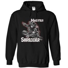 Master Shredder T Shirts, Hoodies. Check price ==► https://www.sunfrog.com/Sports/Let-Everyone-on-The-Trail-Know-What-Level-Shredder-You-Are.html?41382 $27