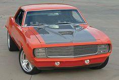 '69 Camaro.