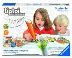 Ravensburger 00502 - tiptoi: Starter-Set mit Stift und Buch Ravensburger http://www.amazon.de/dp/B00385X3PI/ref=cm_sw_r_pi_dp_YexDwb107J7J3