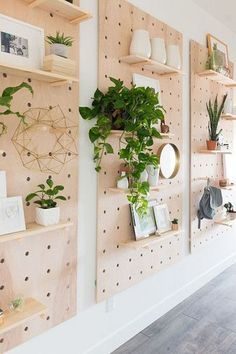 Peg It Down - The Coolest Hacks On Pinterest For The Modern Home - Photos
