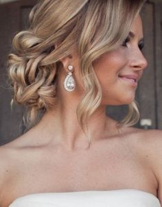 loose prom hairstyles prom hairstyles for long hair down curly regarding loose curly updo wedding hairstyles #weddinghairstyles