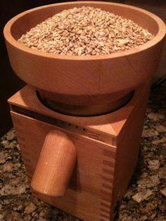 Whole 8 grain flour