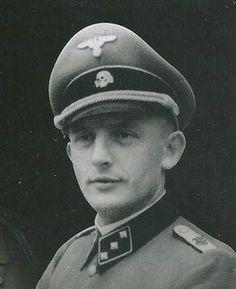 Karl Wilhelm Krause 12th SS Panzer Division Hitlerjugend.