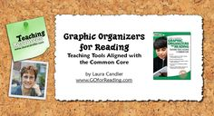 Video walk through of Graphic Organizers for Reading: Teaching Tools Aligned with the Common Core