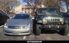People Who Park Like Jerks, Get What They Deserve - 19 images