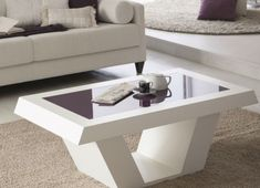 23 Ideas breakfast table modern furniture for 2019 Coffee Table Design, Unique Coffee Table, Modern Coffee Tables, Centre Table Design, Centre Table Living Room, Central Table, Decoration Design, Table Centerpieces, Centerpiece Ideas