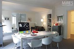 another type parisian apartment cheap shaped desk amazing how build dining room kbdphoto
