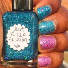 NOTW: Lynnderella, Illamasqua, and Enchanted Polish