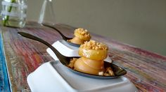 Crumble de banana. #Mordô #sobremesa #confeitaria #doce #mimo #encontrogourmet #santatereza #fingerfood