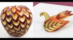 Amazing Food Art Compilation 2017 - Fruit and Vegetable Carving - People Are Awesome Amazing Skill