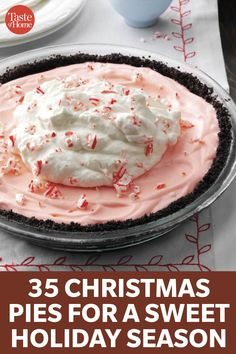 35 Christmas Pies for a Sweet Holiday Season