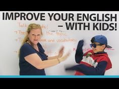 Practice your English by speaking with KIDS! - YouTube