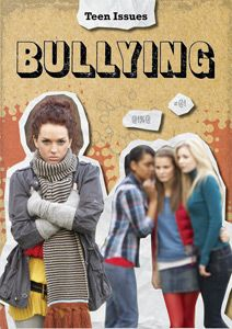 Bullying by Lori Hile. For ages 11-15. Imagine walking around with a knot in your stomach, each day, every day. That's how many victims of bullying feel. Others suffer more - and take their own lives. So is bullying normal? This book shows how to understand and deal with the bullying that occurs everyday in streets, schools, and the digital world, exploding some myths along the way.