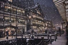 一度見たら忘れられない!寒くても見に行きたい日本の「雪景色」5選 14枚目の画像