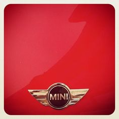 #mini #red #minicooper