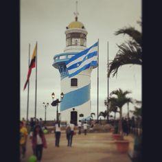 Lighthouse; Guayaquil, Ecuador