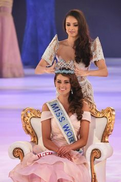 Haute People: Miss South Africa is Miss World 2014