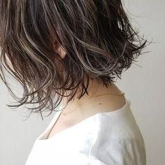 松田武法さんのスナップ #ナチュラル #外はねボブ #ボブ #ハイライト #波巻き #アッシュ系カラー #きりっぱなしボブ How To Make Hair, Rapunzel, Bob Hairstyles, Hair Makeup, Hair Cuts, Hair Color, Hair Beauty, Long Hair Styles, Womens Fashion