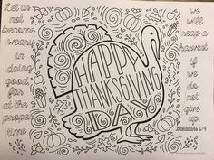 Coloring placemat