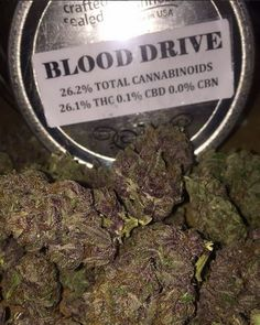 Just in! BLOOD DRIVE ⛽️ #weed #nofilterneeded #purps #blood #drive #topshelf #nugs #mmj #medical #smoke #weed #everyday #stay #lifted #prop215 #420 #chula #vista #meds