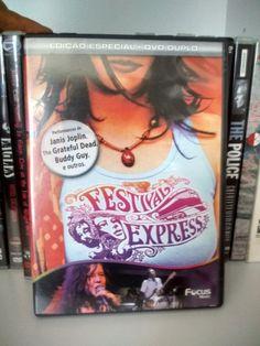 Festival Express, DVD duplo  https://www.dalianegra.com.br/festival-express-dvd-duplo
