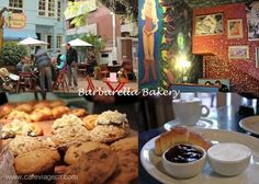 A dupla afinada de café e pão quentinho na Barbarella Bakery