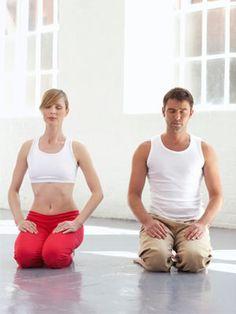 8 morning yoga poses