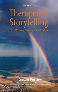 Stories that heal children.  Waldorf.  I wonder if this would be good at the group home.