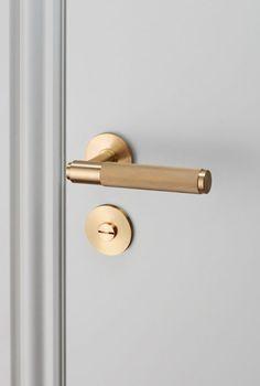 Buster-+-Punch-Door-Lever-Thumbturnlock-Brass-High- & ironmongery | Bespoke Door Handles | Squire and Partners ... pezcame.com