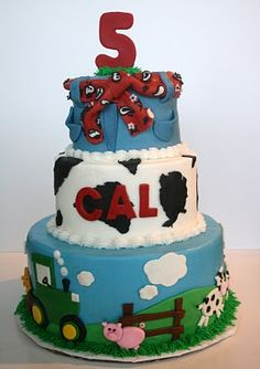 And Everything Sweet: cakes