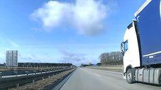 Dashcam Videos aus Deutschland - Footage doku in Germany - video Autobahn