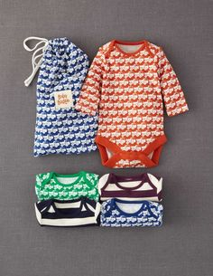 Awesome Truck Onesies from Mini Boden