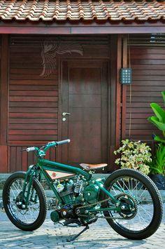 very cool bike