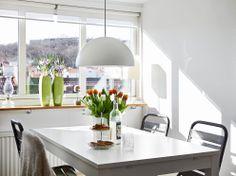 Sunny dining area   Planete Deco