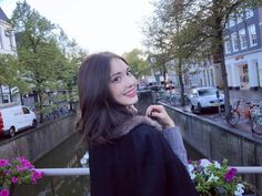 ❤️⬜️💙 Happy to be here ✨Finally Feels free✨ 하...좋다 ㅜㅜ Jeon Somi, Aesthetic Themes, The Most Beautiful Girl, Kpop Girls, Fans, Singer, Wattpad, Photo And Video, Instagram