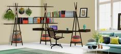 Multi-purpose Shelving System Inspired by Nomads – Tipi   Home, Building, Furniture and Interior Design Ideas